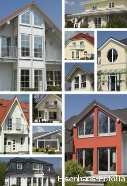 Solaranlage für Häuser und Gewerbehallen