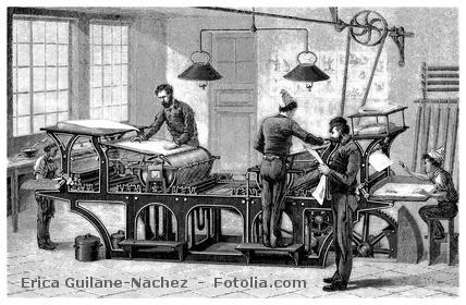 Druckmaschinen günstig im Leasing