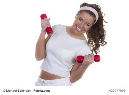 Fitnessgeräte günstig im Leasing
