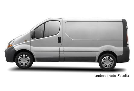 Nutzfahrzeug / Transporter leasen